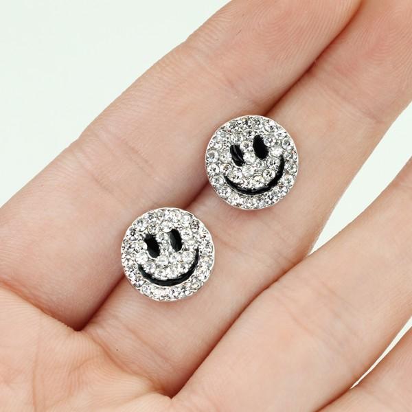 Uśmiech 1 para kolczyki do ucha helix